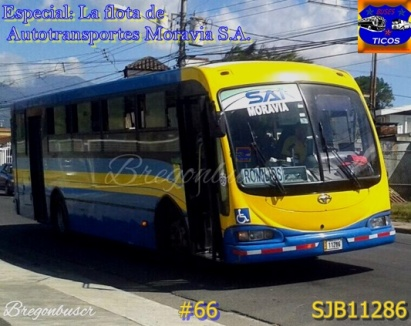 SJB11286 BREGON BUS